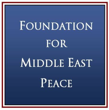 Foundation for Middle East Peace