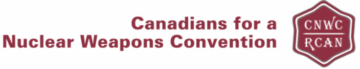 Canadians for a Nuclear Weapons Convention
