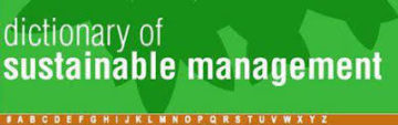 Dictionary of Sustainable Management