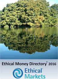 Ethical Money Directory 2016