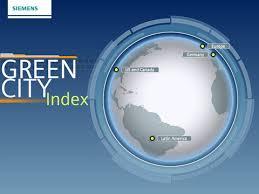 Siemens Green City Index