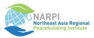North Asia Regional Peacebuilding Institute