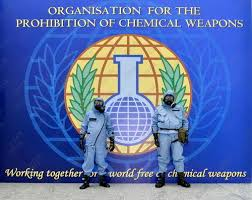 Organisation for Prohibition of Chemical Weapons*
