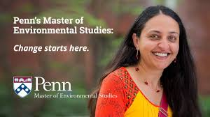 Master of Environmental Studies Program