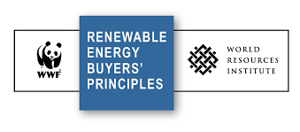 Corporate Renewable Energy Buyers Principles