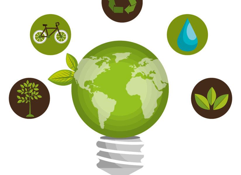renewable energy  design, vector illustration eps10 graphic