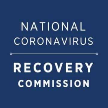 National Coronavirus Recovery Commission