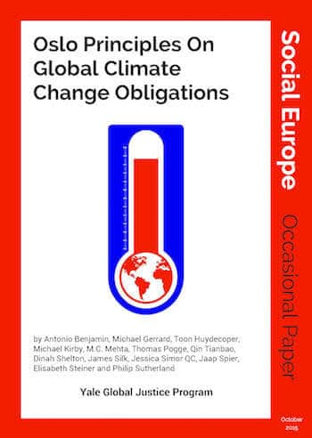 Oslo Principles on Global Climate Change Obligation